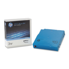 HP Rewritable LTO 5 Data Cartridge