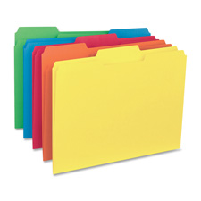 Bus. Source Single-Ply Interior Folders