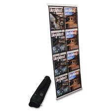 Deflect-O Portable Mesh Floor Stand