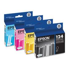 Epson T124120/220/320/420 Ink Cartridges