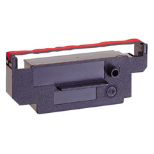 Printer ribbon, f/citizen, 6/bx, black/red, sold as 1 box