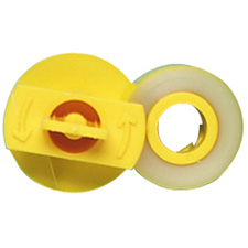Lift-off tape, for typewriter, 6/pk, sold as 1 package