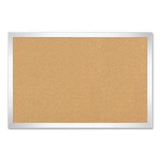 Board Dudes Cork Board w/ Aluminum Frame