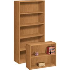 Hon Laminate Harvest Bookcases