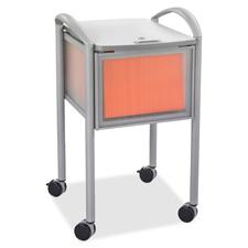 Safco Impromptu Collection Locking Top File Cart