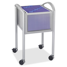 Safco Impromptu Collection Open Top File Cart