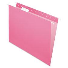 Esselte Breast Cancer Awareness Hanging Folders