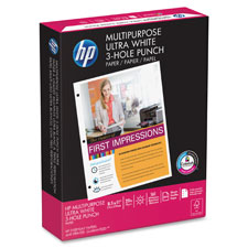Hp Multipurpose 3-hole Punched Paper