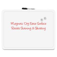 Board Dudes Plastic Frame Magnetic Dry-erase Board