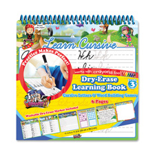 Board Dudes Cursive Learning Book