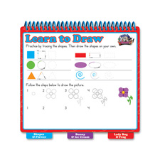 Board Dudes Learn to Draw Learning Book