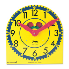 Judy clock, original, multiple colors, sold as 1 each