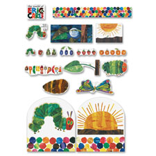 Carson Very Hungry Caterpillar Board Set