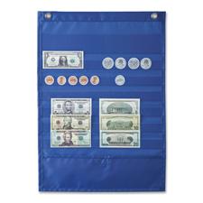 Carson Deluxe Money Pocket Chart