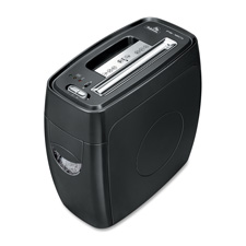 Fellowes PS12CS Light-Duty Cross-Cut Shredder