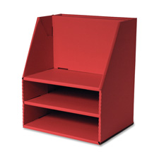 Pacon Corrugated Desk Organizer