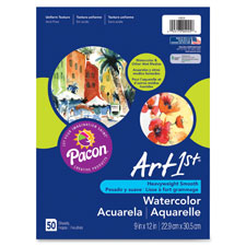 Pacon Art1st Watercolor Paper