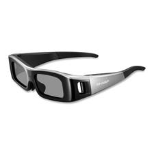 Sharp LCD 3D Active Shutter Glasses