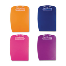 Officemate Designer Plastic Clipboards