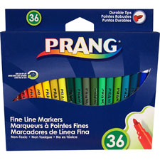 Dixon Prang Fine Point Washable Markers