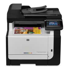 HP CM1415fnw LaserJet Pro Multifunction Printer