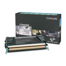Lexmark C734A1CG/KG/MG/YG Toner Cartridges