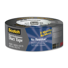 3M Scotch Tough No-residue Duct Tape