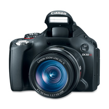 Canon PowerShot SX30IS Digital Camera