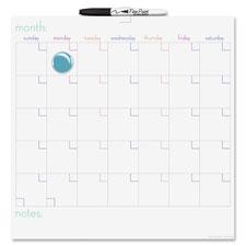 Board Dudes Magnetic Dry-erase Cubicle Calendar