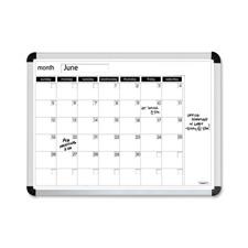 Board Dudes Perpetual Dry-erase Calendar