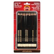 Koh-I-Noor Graphite Pencil Set