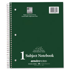 Roaring Spring 1-Subject College Ruled Notebook