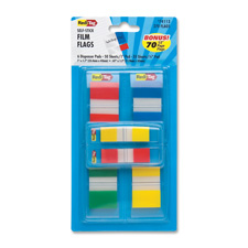 Redi-Tag Self-stick Pop-up Reference Film Flags