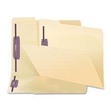 Smead SafeShield Coasted Fastener Folders