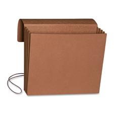 Smead Tyvek-Lined Expanding Wallets w/ Flap