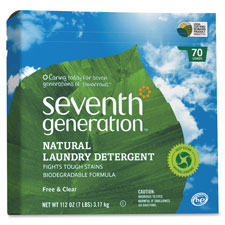 Seventh Gen. Natural Laundry Detergent