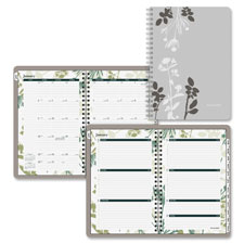 Day Runner Botanique Desk Weekly/Monthly Planner
