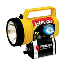 Led floating lantern, 5x long runtime, yellow/black, sold as 1 each
