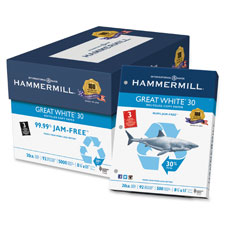 Hammermill 3-hole Punched Multiuse Paper