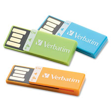 Verbatim Clip-It USB Drives