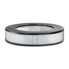 Replacement hepa filter, white, sold as 1 each