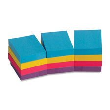 Bus. Source Extreme Color Adhesive Notes