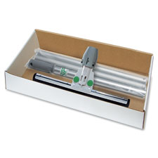"""Squeegee floor kit, 3 section handle, 22"""", gray, sold as 1 kit"""