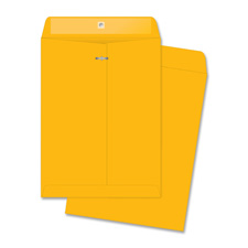 "Clasp envelopes, heavy-duty, 9""x12"", 100/bx, kft, sold as 1 box, 100 each per box"