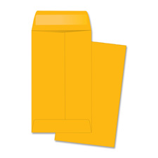 "Coin envelopes, no 5-1/2, 20lb., 3-1/8""x5-1/2"",500/bx, kraft, sold as 1 box, 500 each per box"