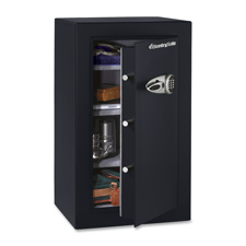"Exec security safe, 21-7/10""x19-4/5""x37-7/10"", 6.1 cu.ft, bk, sold as 1 each"