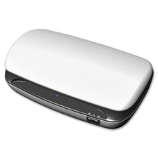 "Document laminator, 4.4"", white, sold as 1 each"
