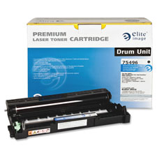 Replacement drum, f/brtdr420,12,000 page yield, black, sold as 1 each