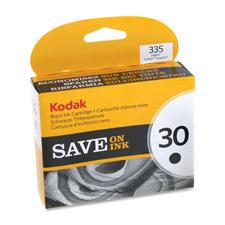 Kodak ink cartridge, no. 30, 335 page yield, black, sold as 1 each