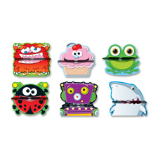 Pencil toppers set, 6/pk, multi-color, sold as 1 package, 4 pad per package